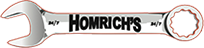 Homrich's Garage Logo